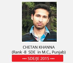 Best JE coaching in Chandigarh