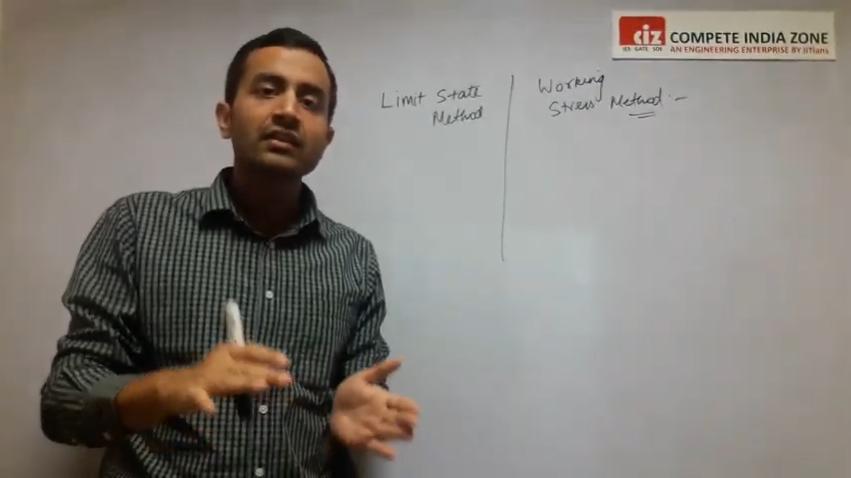 Limit State v/s Working Stress Method by CIZ Director Akshaye Raj Aggarwal